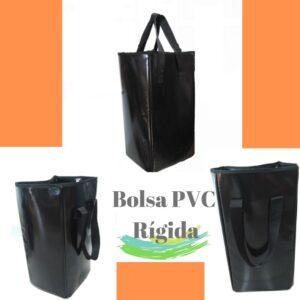 Bolsa rigida PVC, bolsa PVC rigida,