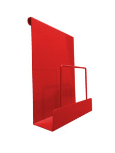 Expositor revista para colgar Serie 001 rojo
