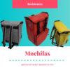 mochilas para el reparto, mochila publicidad, mochilas volantes, mochila para flyers, mochila resistente,