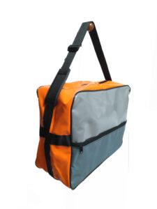 bolsa bandolera para el reparto