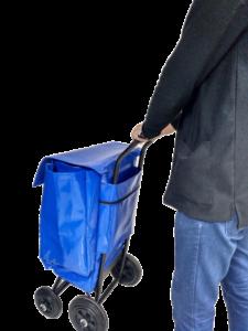 Carro reparto publicidad bolsa de reparto bolsa isotermica
