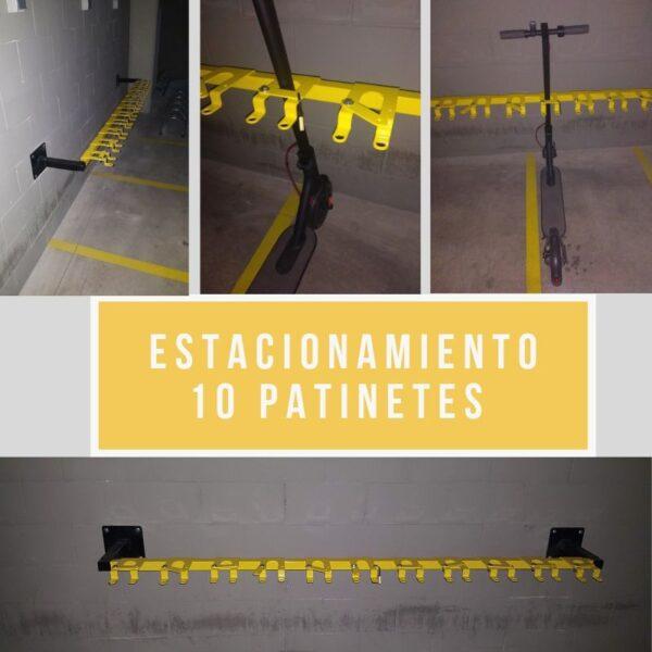 estacionamiento patinetes, estacionamiento patinete eléctrico, patinetes eléctricos, patinete eléctrico