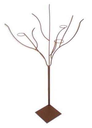 Soporte decoración eventos árbol