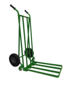 Comprar carretilla manual verde