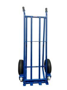 carretilla manual, carretilla transporte de cargas, carretilla resistente, carretilla vila color azul