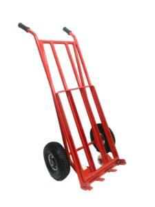 carretilla manual, carretilla transporte de cargas, carretilla resistente, carretilla vila color rojo