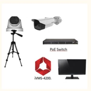 Camara termografica Hikvision DS-2TD2617B