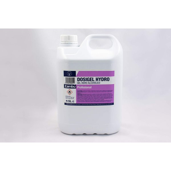 Gel Hidroalcoholico DOSIGEL HYDRO 5L