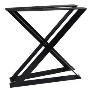 Patas acero para mesa artesana