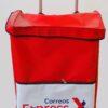 bolsa mochila ultima milla para carros y carretillas correos express