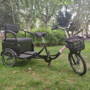 Triciclo Atlas Cargo