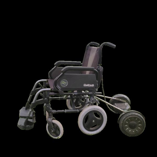 silla de ruedas mooevo go