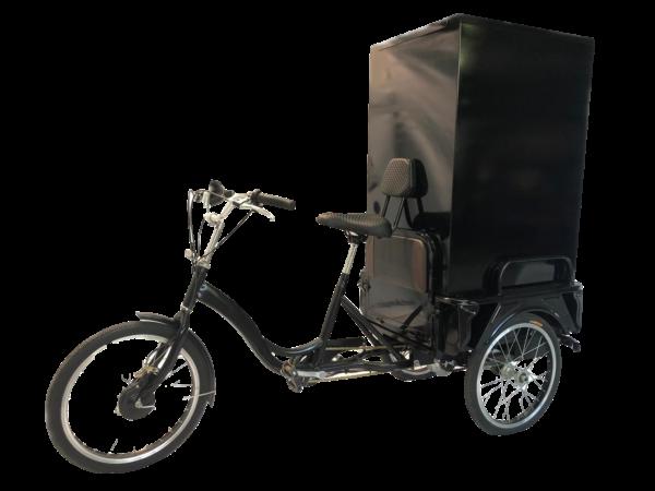 triciclo atlas cargo reparto ultima milla